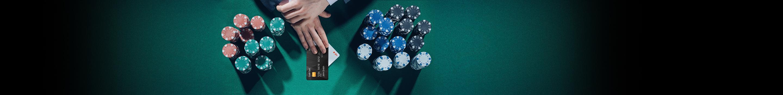Pinigų įmokos ir išmokos licencijuotame kazino